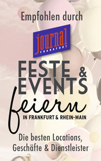Journal Frankfurt Feste & Events feiern